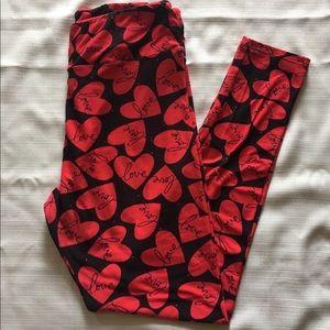 LuLaRoe Love Leggings